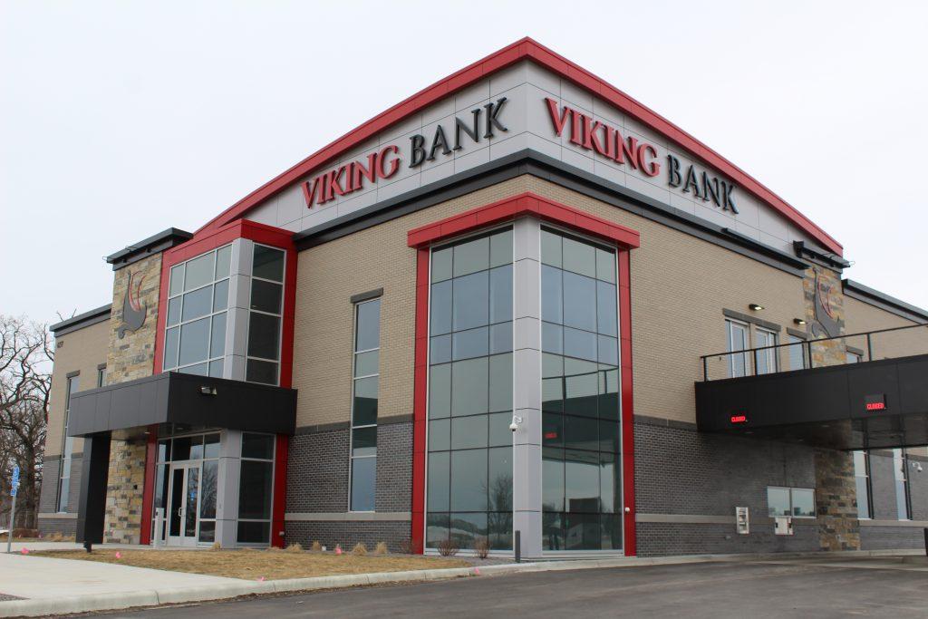 Viking Bank in Alexandria Minnesota