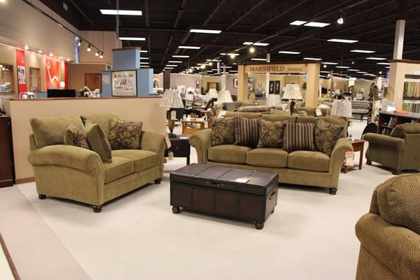 Hennen Furniture Alexandria Mn
