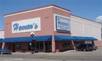 Hennen S Furniture Carpeting 419 Broadway St Alexandria Mn