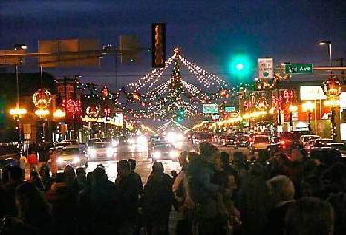 Light Up Broadway For Christmas Alexandria Mn