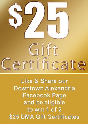 facebook promo gift certificates